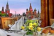 Новые отели откроются в Москве. // telegraph.co.uk