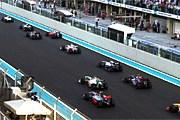 """На трассе проводятся эмиратские этапы гонок """"Формула-1"""". // www.yasmarinacircuit.com"""
