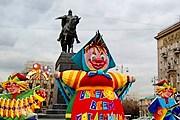 В Москве пройдет праздничное шествие по случаю Масленицы. // carclub.ru
