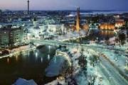 Тампере - один из крупнейших городов Финляндии. // Wikipedia