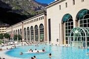 Швейцарский курорт Лойкербад предлагает интересный и комфортный отдых. // myswitzerland.com