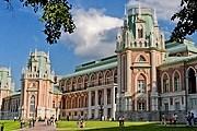 В Царицыно продолжается реставрация. // fototraveller.ru