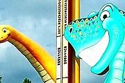 Парк развлечений предложит самые современные аттракционы. // flickr.com