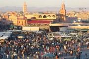 Марракеш - один из самых популярных туристических городов страны. // Wikipedia