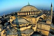 Айя-София была крупнейшим христианским храмом. // nationalgeographic.com / James L. Stanfield