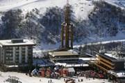 Курорт Менюир располагается в долине Сен-Мартен-де-Бельвиль. // Travel.ru