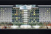 Новый отель готовится к открытию. // vnukovo.ru