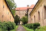 В замке откроется отель. // ceskatelevize.cz