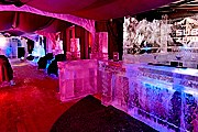 Ледяной бар ждет гостей. // blogcdn.com