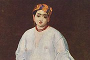 «Жена султана» Эдуарда Мане – одна из жемчужин коллекции. // wikimedia.org