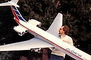 Модель самолета Ил-62  // rauch-airliner.com