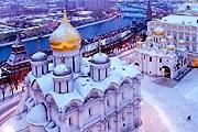 Москва рассчитывает принимать больше иностранных туристов. // mongolia-web.com