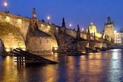 За ремонтом моста могут понаблюдать все желающие. // czechtourism.com