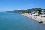 На намывной территории появятся набережная и пляжи. // familynews.ru