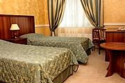 Отель предлагает гостям комфортные условия для отдыха и работы. // lecco-hotel.ru