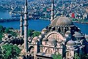 Турция привлекает российских туристов. // destination360.com