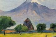 На выставке представлены произведения разных жанров. // armenia.ru