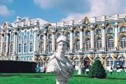 Екатерининский дворец в Царском Селе. // infoservices.com