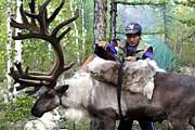 Туристам предлагают встречи с оленеводами. // krasland.ru