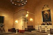 Отреставрированная церковь миссии Конcепсьон. // AP
