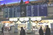 Табло в терминале Шереметьево-2 //Travel.ru