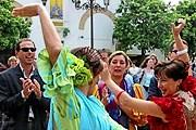 Гостей ждут мансанилья и традиционные танцы. // lavozdeutrera.com