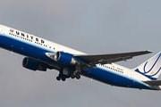 Самолет авиакомпании United Airlines // Airliners.net