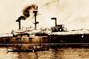 Cristobal Colon затонул 3 июня 1898 года. // spanamwar.com