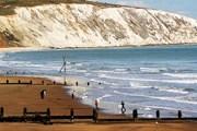 Британские пляжи пользуются популярностью. // Times