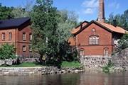 Музей электростанции находится у порогов в устье реки Вантаа. // helsinki.ru