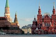 Красная площадь будет закрыта. // air-tours.ru