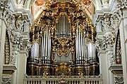 Орган в соборе св. Штефана является самым большим церковным органом. // wikipedia.org