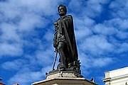 Памятник Камоэнсу в Лиссабоне. // wikipedia.org