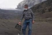 Пепел - национальный сувенир Исландии. // nammi.is