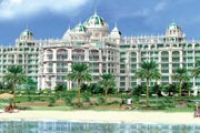Отель расположится на Пальмовом острове. // constructionweekonline.com