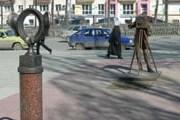 "Памятник ""Пермяк-солены уши"" // Victor Savintsev"