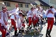 Вербуньк - танец, внесенный в cписок ЮНЕСКО. // czech-unesco.org