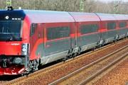 Австрийский railjet не доедет до Цюриха в ближайшую неделю. // Travel.ru