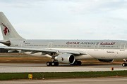 Самолет Qatar Airways // Airliners.net