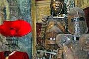 """Музей """"Мосфильма"""" располагает уникальными экспонатами. // mosfilm.ru"""