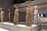 Стоимость билета в музей - 5 евро. // theacropolismuseum.gr