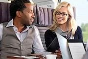 Пассажиры смогут стать участниками спектакля. // raileurope.com