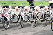 В Лондоне появятся пункты проката велосипедов. // schicker.at