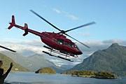 Круизное судно оснащено вертолетной площадкой. // dailymail.co.uk