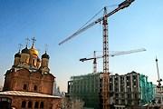 """Строительство гостиницы возобновляется. // РИА """"Новости"""" / РусланКривобок"""