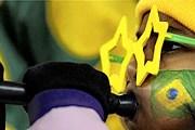 """Спортивные события привлекут в Бразилию туристов. // РИА """"Новости"""" / Григорий Сысоев"""