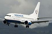 Самолет авиакомпании Oren Air // flickr.com