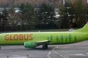 Самолет авиакомпании Globus // Travel.ru