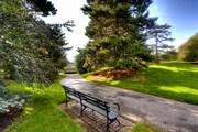 Ботанический сад Нью-Йорка // planetware.com