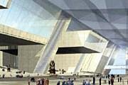 Проект нового музея // worldarchitecturenews.com